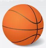 Illustrazione realistica ENV 8 di pallacanestro di vettore illustrazione di stock
