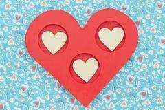 Illustrazione. San Valentino Fotografie Stock