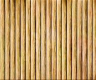 Illustrazione a strisce di un fondo di legno marrone Immagini Stock