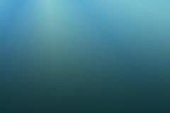 Illustrazione subacquea della priorità bassa del mare dell'oceano dell'acqua Fotografia Stock Libera da Diritti
