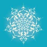 Illustrazione turca delle mattonelle dell'ottomano tradizionale Immagine Stock Libera da Diritti