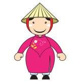 fumetto del Yunnan del cinese Fotografia Stock