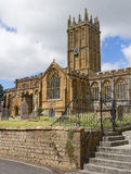 Ilminster Parish Church in Somerset, England. Church of The Blessed Virgin Mary in Ilminster, Somerset, England Stock Photos