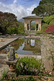 Ilnacullin Gardens. On an island in Bantry Bay Ireland Royalty Free Stock Photography