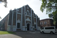 Ilocos Church Royalty Free Stock Image