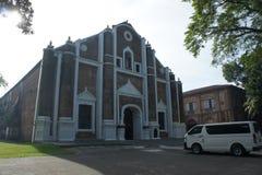 Ilocos kyrka Royaltyfri Bild
