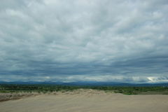 Ilocos Sand Dunes Royalty Free Stock Photography