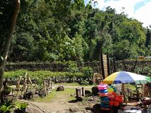 Ilocos Sur, Bago-Erholungsort lizenzfreie stockbilder