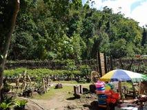 Ilocos Sur, Bago-Toevlucht royalty-vrije stock afbeeldingen