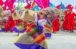 2019 Dinagyang Festival stock images