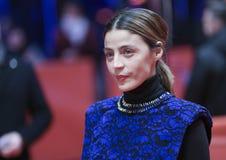 Ilse Salas woont het `-Museum ` bij royalty-vrije stock foto's