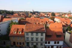 Ilsenburg en omgeving Royalty-vrije Stock Foto