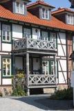 Ilsenburg et environs Photo stock