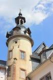 Ilsenburg i otoczenia Zdjęcie Stock