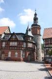 Ilsenburg und Umgebungen Lizenzfreies Stockbild