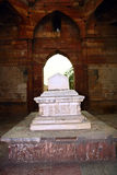 Iltumishs Tomb at Qutub Minar, Delhi Royalty Free Stock Photography