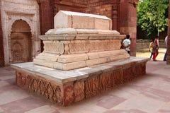 Iltutmish's tomb Stock Photos