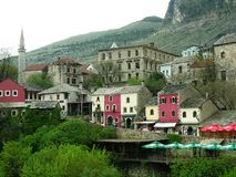 Iluk för Mostar kujundž Royaltyfri Foto
