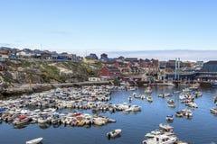 Ilulissat, Greenland Royalty Free Stock Photos