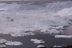 Ilulissat Icefjord Grönland Lizenzfreie Stockfotografie