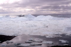 Ilulissat Icefjord Greenland Obrazy Stock