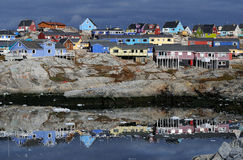 Ilulissat 2 Royalty Free Stock Photo