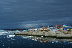 Ilulissat 4 Royalty Free Stock Photography
