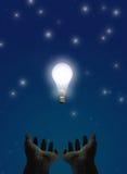 Iluminação Foto de Stock