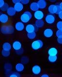 Iluminação azul imagens de stock royalty free