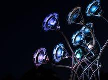 Iluminação colorida 003-130508 Foto de Stock Royalty Free