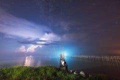 Iluminação com ângulo Imagem de Stock