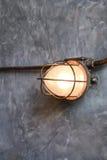 Iluminação da corrente elétrica Foto de Stock Royalty Free