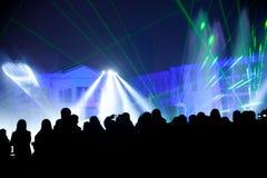 Iluminação da fase Foto de Stock Royalty Free