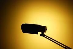 Iluminação de encontro à parede Imagem de Stock Royalty Free