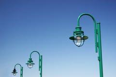 Iluminação de Oudoor Fotos de Stock Royalty Free