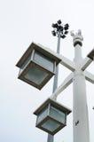 Iluminação de rua foto de stock royalty free