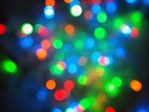 Iluminação decorativa Fotografia de Stock Royalty Free