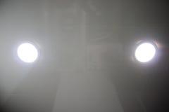 Iluminação do banheiro Imagem de Stock Royalty Free