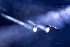 Iluminação do concerto do entretenimento Imagens de Stock Royalty Free