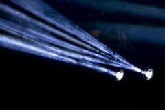 Iluminação do concerto do entretenimento Foto de Stock