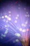 Iluminação do diodo emissor de luz fotografia de stock