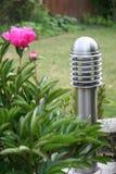 Iluminação do jardim Fotografia de Stock Royalty Free