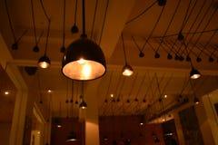 Iluminação do teto fotografia de stock royalty free