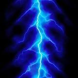 Iluminação elétrica, fundo abstrato ilustração stock
