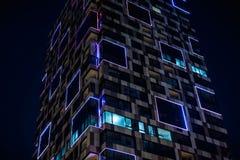 Iluminação home colorido imagens de stock