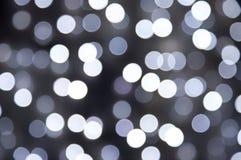 Iluminação preto e branco do borrão Imagem de Stock Royalty Free