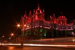 Iluminação-Vi da celebração do Dia da Independência Imagens de Stock Royalty Free