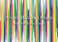 Ilumina a bandeira do arco-íris ilustração royalty free