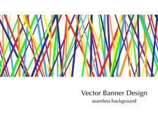 Ilumina a bandeira do arco-íris ilustração do vetor