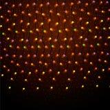 Iluminación brillante del color Imagenes de archivo